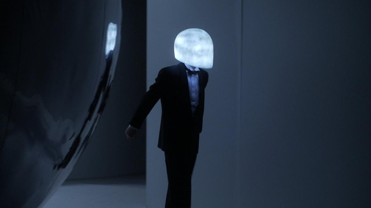 Conatus : La nuit du danseur, Boris Achour, 2009, coll. du Frac des Pays de la Loire